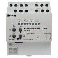 ( 7531 40 13 ) Sterownik rolet, sterowanie ręczne, status DMS KNX/EIB