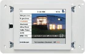 ( 7574 00 13 ) Berker Master Control KNX / EIB